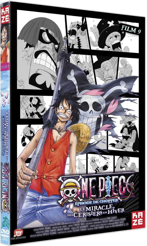 One Piece - Film 09 : Episode De Chopper - Le Miracle Des Cerisiers En Hiver