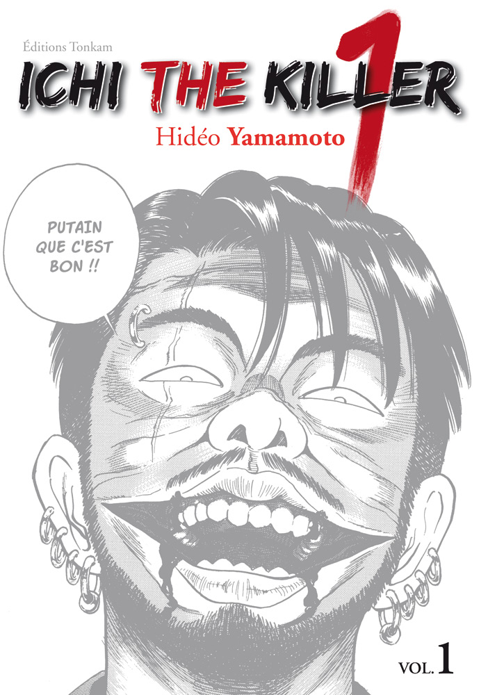 Ichi the Killer Manga