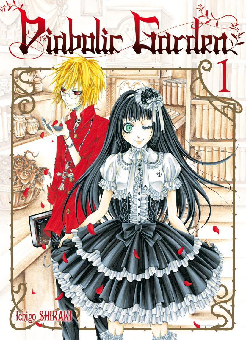 Diabolic Garden Manga