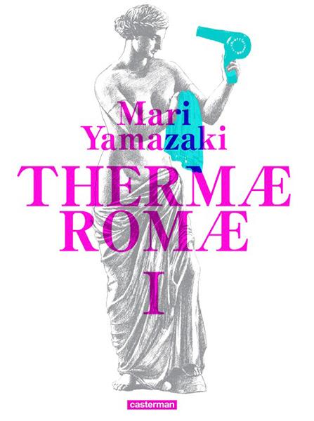 Thermae Romae Manga