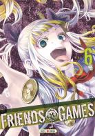 Manga - Friends Games