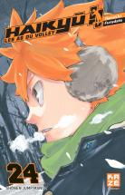 Haikyu !! Les As du Volley 24