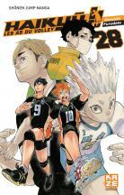 Haikyu !! Les As du Volley 28