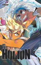 Global manga - Horion