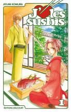 J'aime les sushis 1