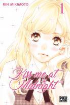 Manga - Kiss me at midnight