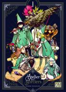 Manga - L'Atelier des Sorciers