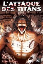 Manga - L'Attaque des Titans