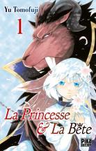 Manga - La princesse et la bête