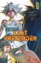 Manga - Last Pretender