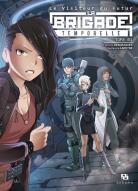 Global manga - Le Visiteur du futur : La Brigade temporelle