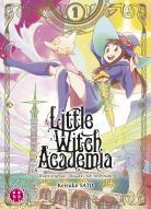 Manga - Little Witch Academia (SATO Keisuke)