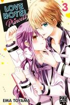 Manga - Love Hotel Princess