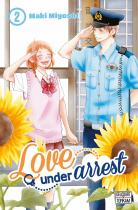 Manga - Love under Arrest