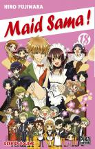 Maid Sama 18