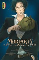 Manga - Moriarty the Patriot