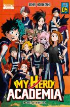 Manga - My Hero Academia