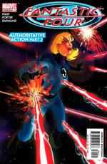 Fantastic Four 504 Comics
