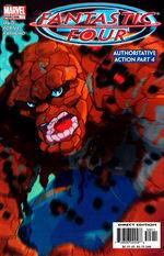 Fantastic Four 506 Comics