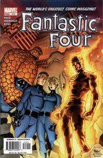 Fantastic Four 510 Comics