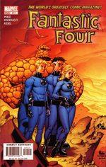 Fantastic Four 511 Comics