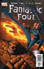 Fantastic Four 516 Comics