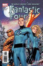 Fantastic Four 525 Comics