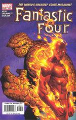 Fantastic Four 526 Comics