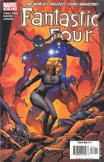 Fantastic Four 531 Comics