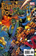 Fantastic Four 533 Comics
