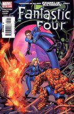 Fantastic Four 534 Comics