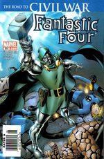 Fantastic Four 537 Comics