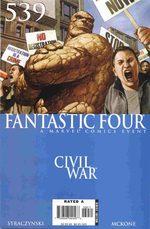 Fantastic Four 539 Comics