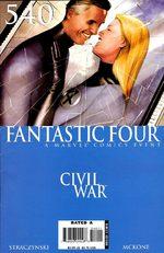 Fantastic Four 540 Comics