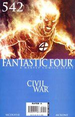 Fantastic Four 542 Comics