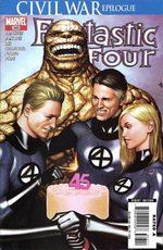 Fantastic Four 543 Comics