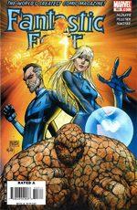 Fantastic Four 553 Comics