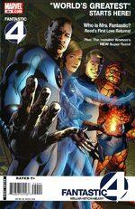 Fantastic Four 554 Comics