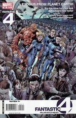 Fantastic Four 555 Comics