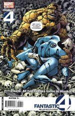 Fantastic Four 556 Comics