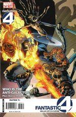 Fantastic Four 557 Comics