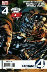 Fantastic Four 558 Comics