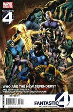 Fantastic Four 559 Comics
