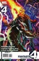Fantastic Four 560 Comics