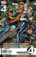 Fantastic Four 561 Comics