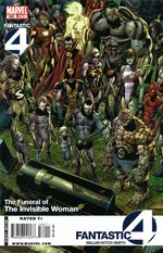 Fantastic Four 562 Comics