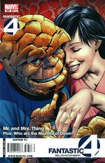 Fantastic Four 563 Comics