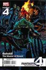 Fantastic Four 566 Comics