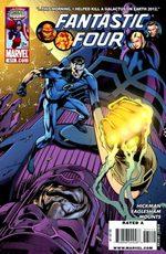Fantastic Four 571 Comics