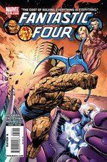 Fantastic Four 572 Comics